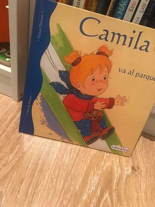 Cuento Infantil Camila