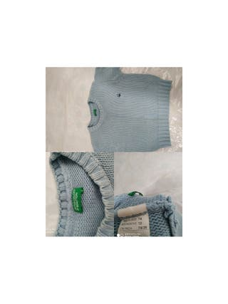 Jersey lana niño Benetton-Tizzas