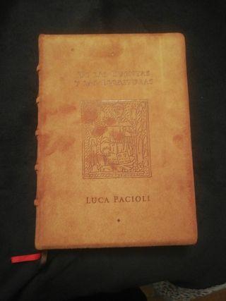 De las cuentas y las escrituras. Luca Pacioli