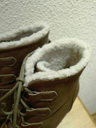 Botas invierno numero 37
