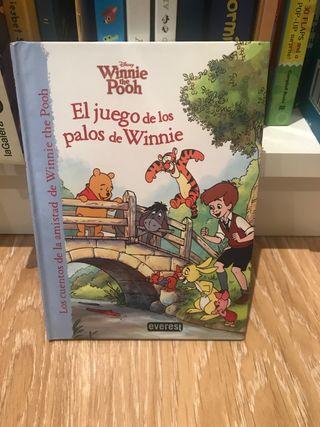 Libro infantil winnie de Pooh