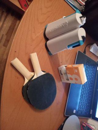 Kit completo de Ping Pong