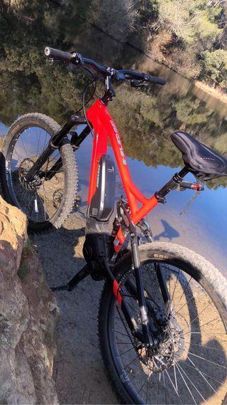 Bicicleta e-slendge +