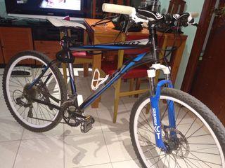 cambio bicicleta por patin electrico