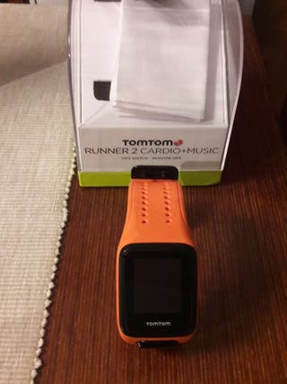 tomtom runner 2 music cardio spark 3 large