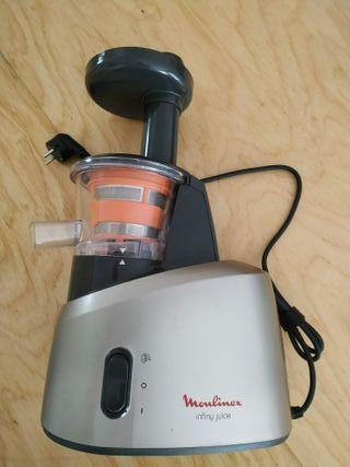Moulinex Infiny Juice - licuadora Prensado en Frio