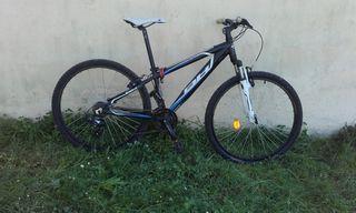 bicicleta BH over x