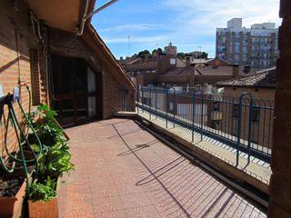 Piso centro Tudela con terraza