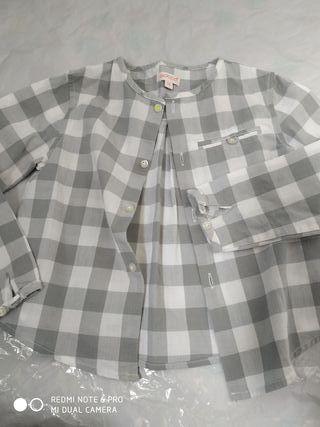 Camisa infantil Gocco