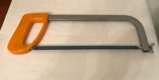 Segueta 31 cm largo de cortar hierro o metales