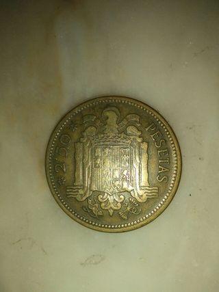 (Negociable)Moneda 2'50 pesetas