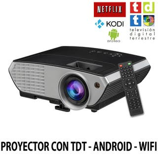 PROYECTOR LED WIFI TDT ANDROID