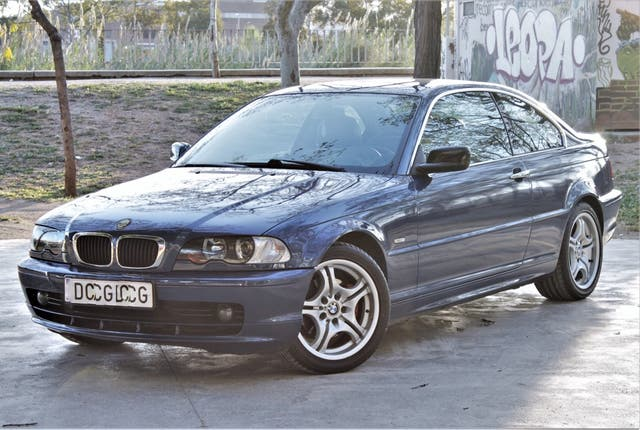 BMW coupe 328ci E46 2.8 193cv 2p