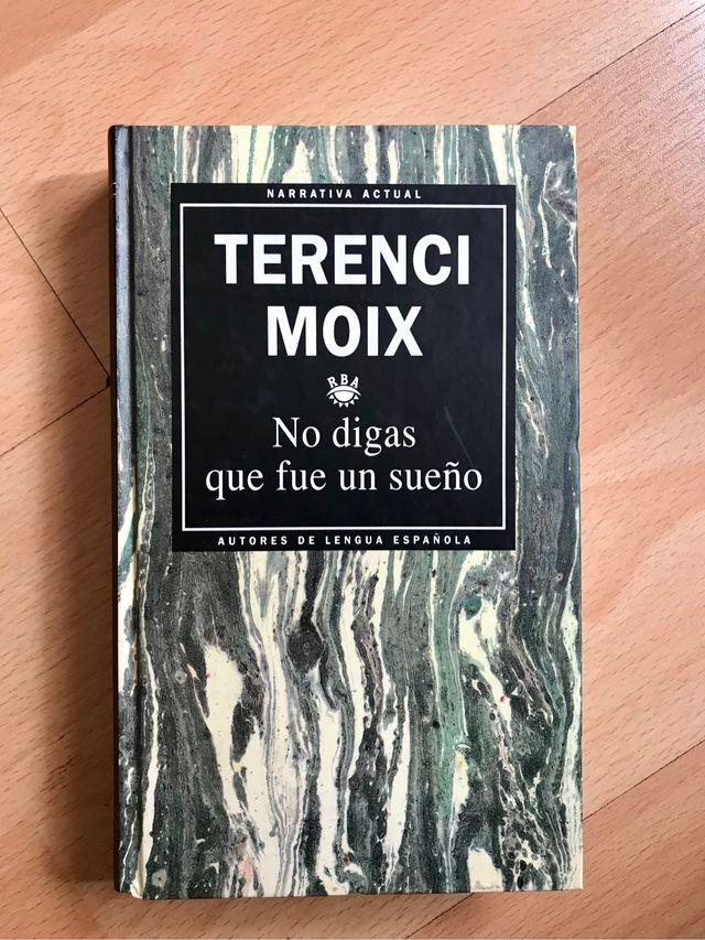 Libro: No digas que fue un sueño - Terenci Moix