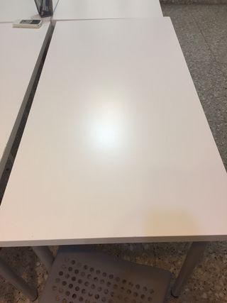 Mesa IKEA Linnmon 120x60 Blanco