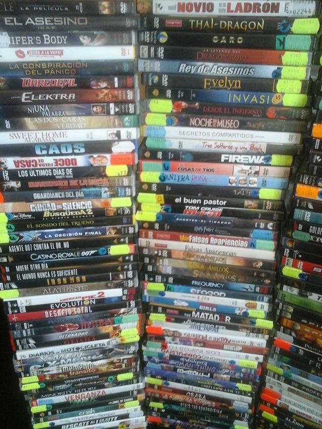 colección DVD's