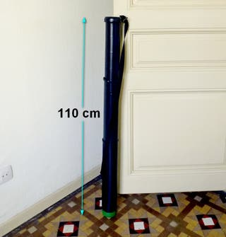 tubo de transporte para posters