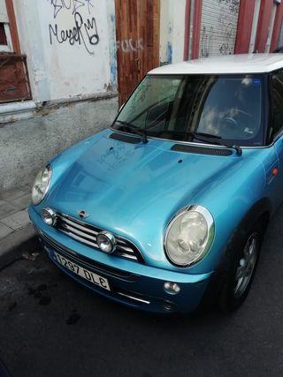 Mini Coupé 2005