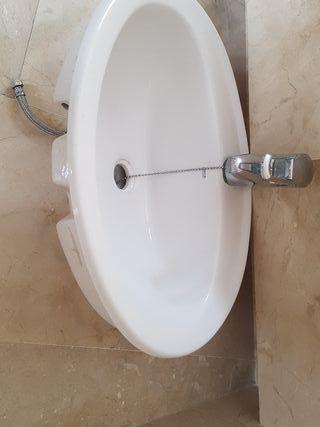 conjunto de lavabos son dos iguales