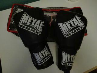 Guantes Boxeo 8 oz