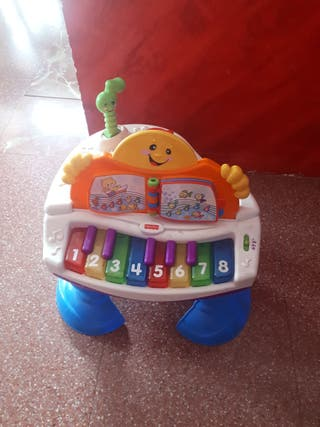 piano musical fisher price