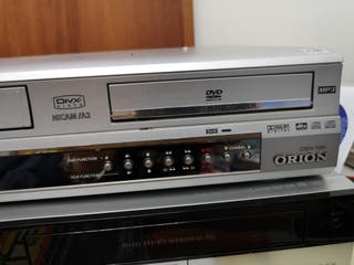 Lector grabador vhs-dvd