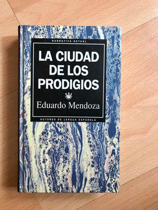 Libro: La ciudad de los prodigios