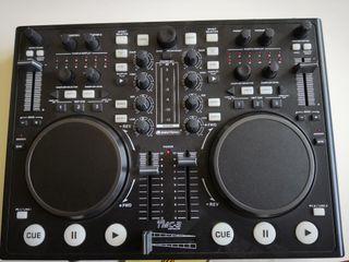 CONTROLADOR DE DJ electrónico Nuevo