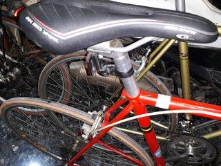 bicicleta carretera scapin
