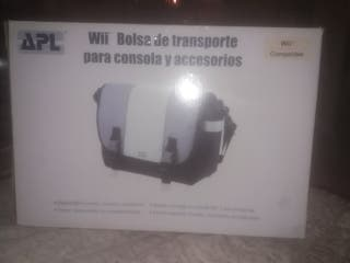 URGE VENTA Bolsa de Transporte para la Wii