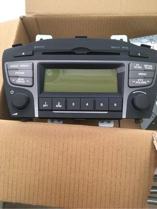 Radio coche Hyundai kia