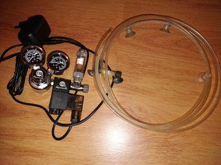 Kit CO2 para acuario