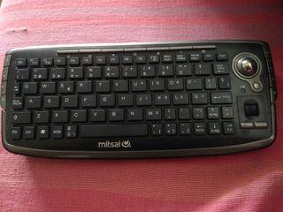 Teclado+raton inalámbricos Mitsai