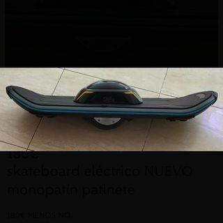 skateboard eléctrico NUEVO monopatín patinete