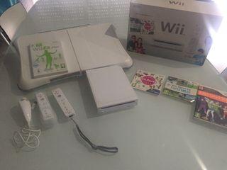 OFERTA!! Pack Nintendo Wii + tabla balance Board