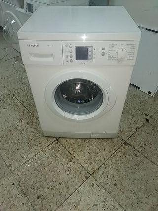 Lavadora Bosch seminueva