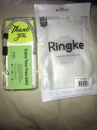 Funda+strap Samsung s9 Ringke