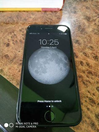iPhone 7 negro 256GB