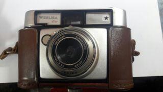 4 cámaras fotos antiguas