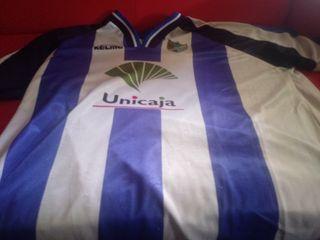 camiseta Malaga cf
