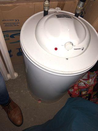 Calentador de agua Negarra 50L