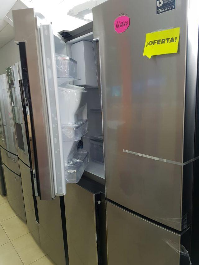 ¡Oferta! frigorífico americano marca Samsung