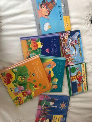 7 libros niños