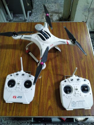 dron cheerson cx 20 y f 450