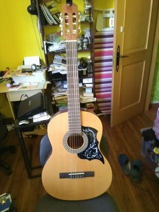Guitarra española folck