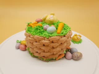 Tartas y pasteles decorados (apto vegan)
