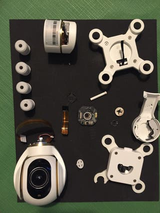 Cámara dron xiaomi 4k