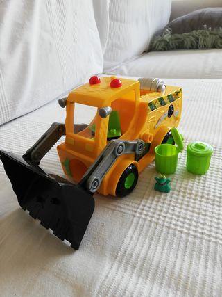 Camión Trash Pack los Basurillas con muñeco