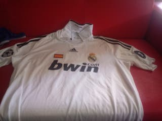 Camiseta Real Madrid(edicion especial champions)