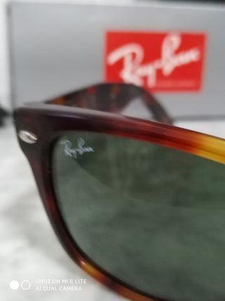2b0cb7591b Gafas Ray Ban antiguas de segunda mano en Madrid en WALLAPOP